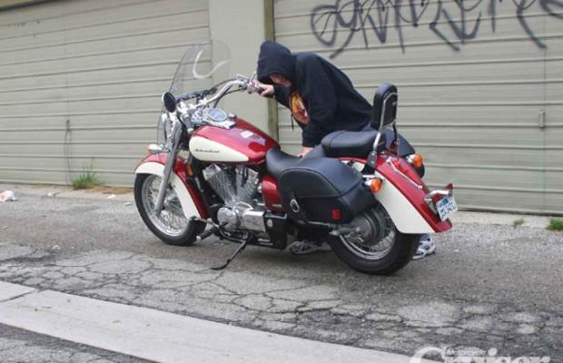 motosiklet hırsızlığı