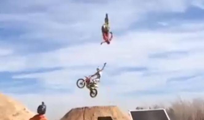 mike mason clap on air