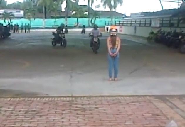 stoppie crash