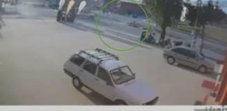 Tarsus'ta inanılmaz kaza