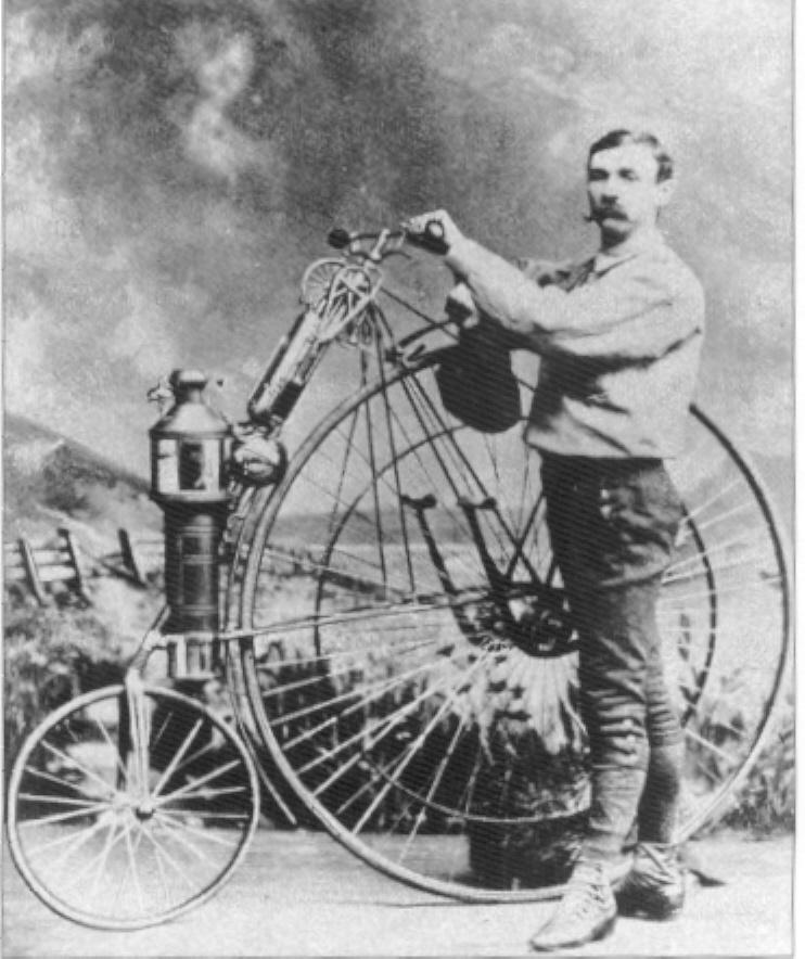 Copeland_stoomfiets_1894
