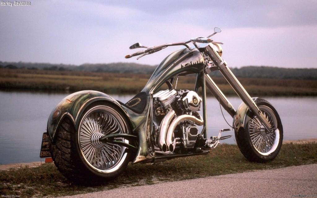 Harley-Davidson&Chopper