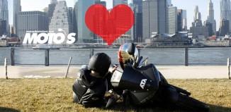 motosiklet aşkı