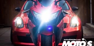 motosiklet hızı