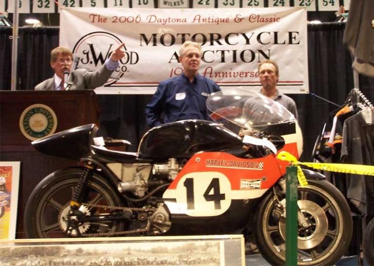 Harley-Davidson 750cc XRTT