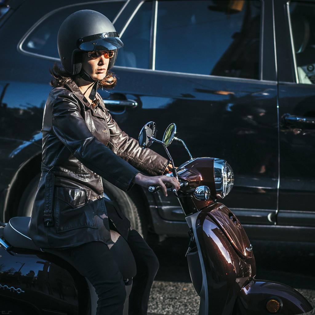 motorcycle veteran