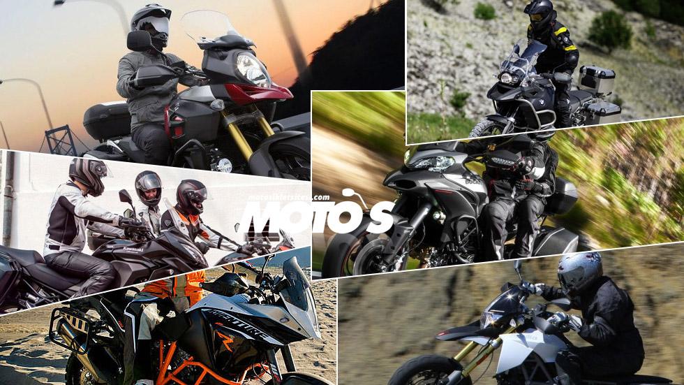 Uzun boylu sürücüler için 10 motosiklet önerisi