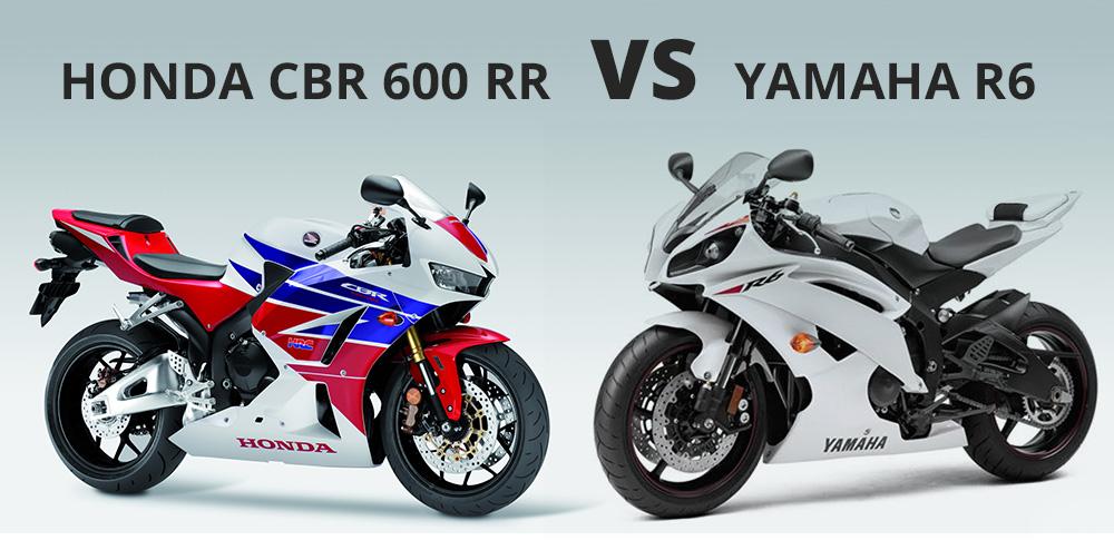 cbr vs r6