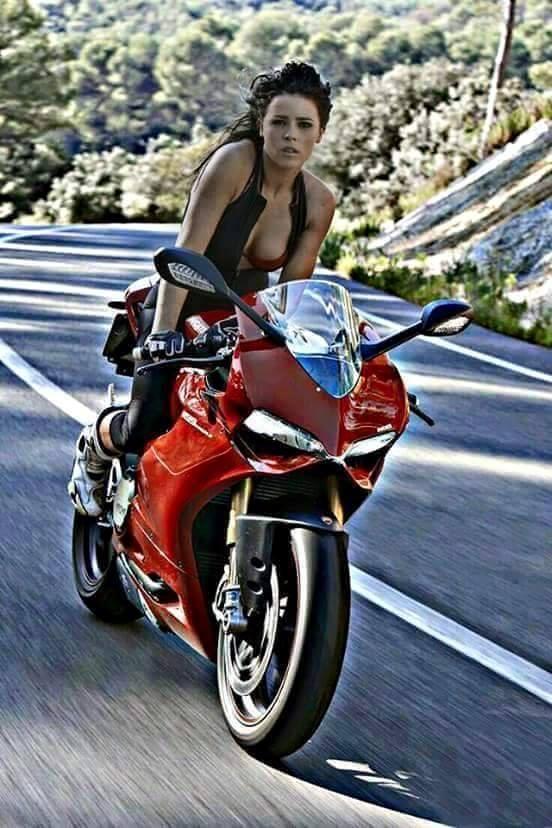 motorcycle girls