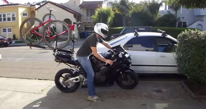 motosiklet - bisiklet