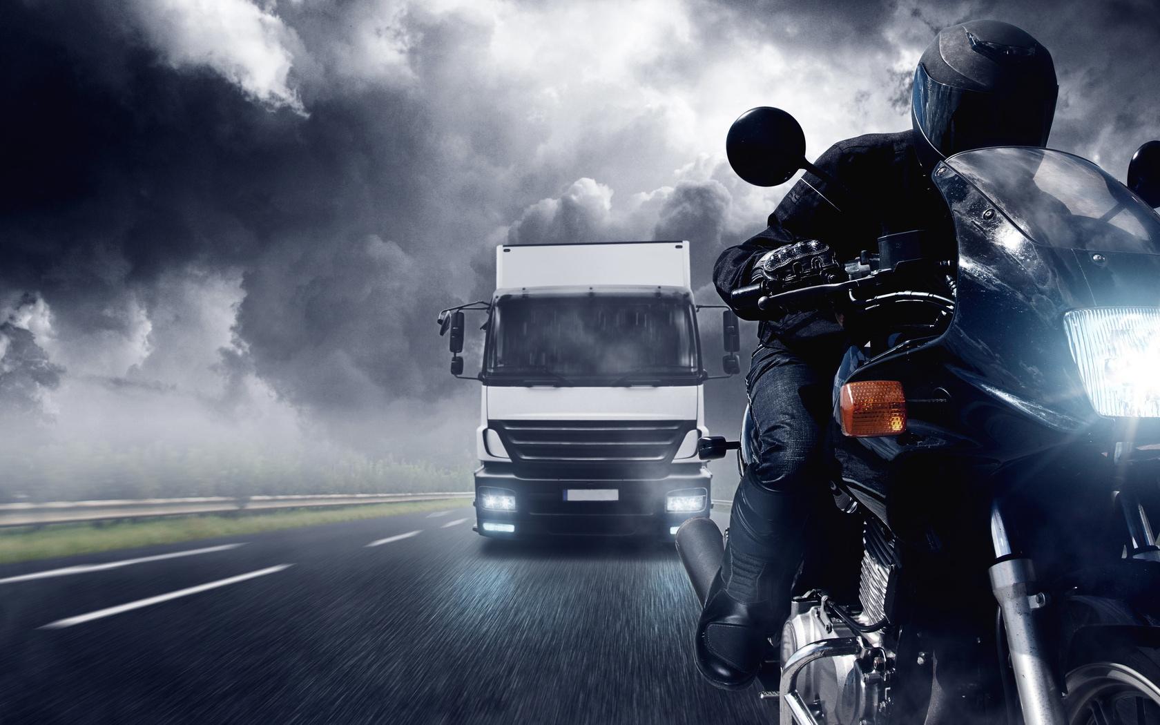 motorcu adam