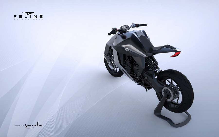 new tech motorcycle