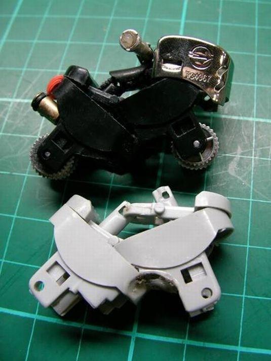 çakmaktan motor