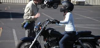 motorcu olmak