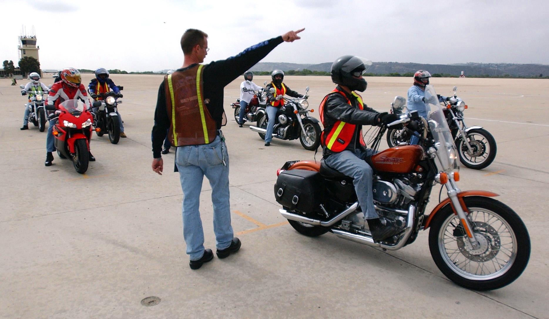motosiklet kursu