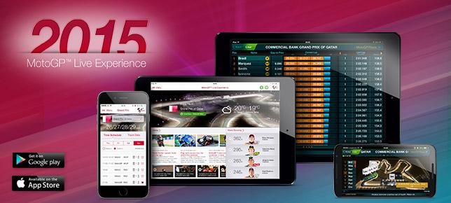 MotoGP™ Live Experience App