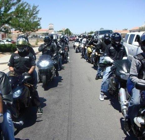motosiklet anısı