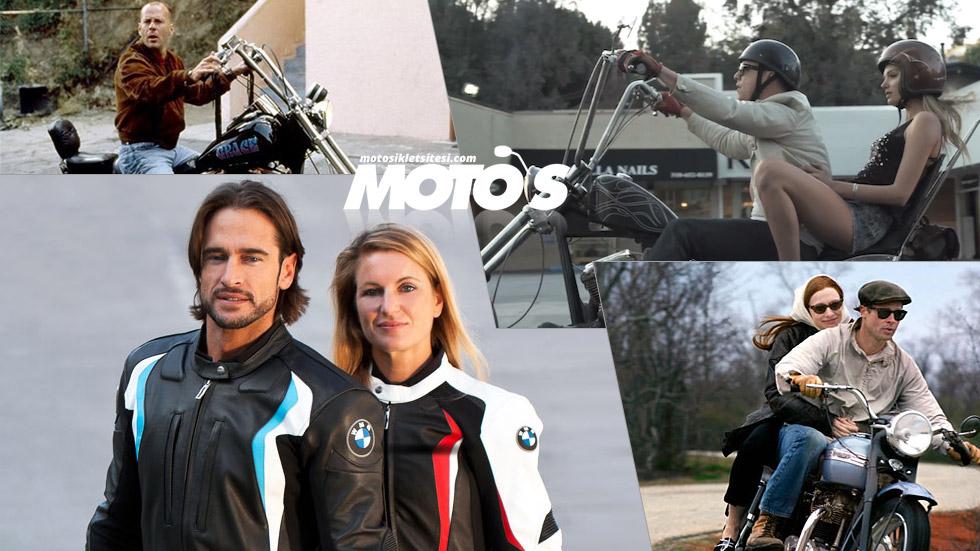 ünlü motosikletliler