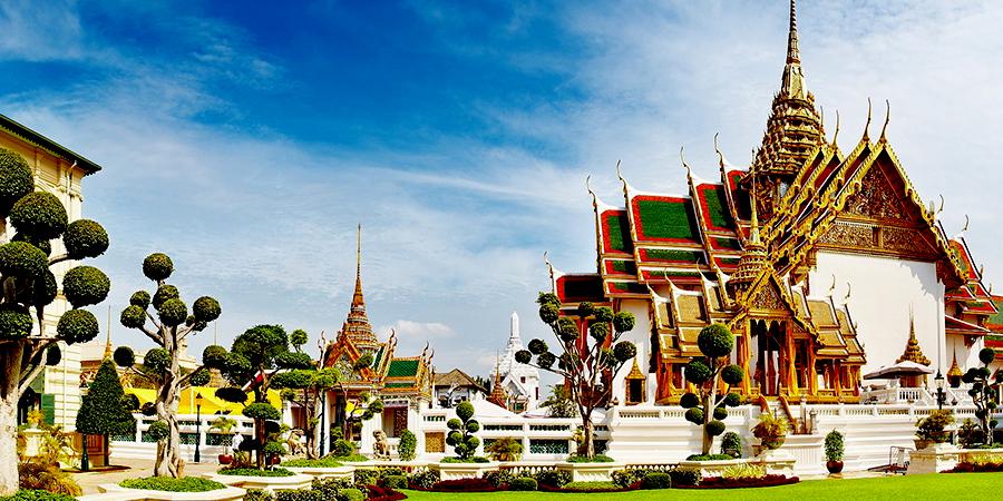 GRAND PALACE, Bangkok, Tayland