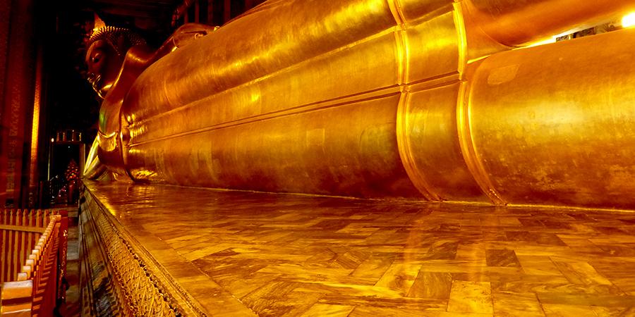 Budist Tapınağı, Bangkok