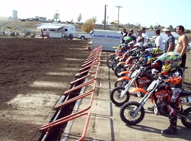motokros yarışları