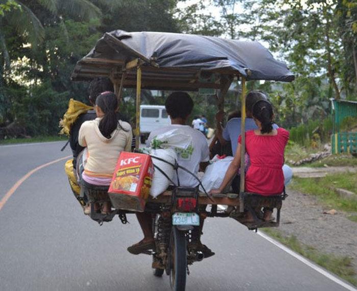 motosiklette yan çıkma yapmak