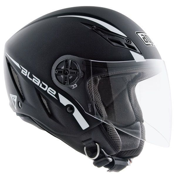 AGV Kask - Blade Black Siyah Açık Kask