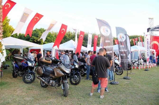 motosiklet tutkunları