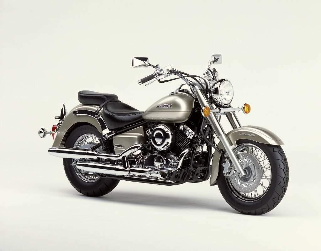 Yamaha XVS650 Drag Star Classic 98 2
