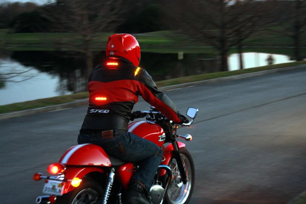 motosiklet sinyal