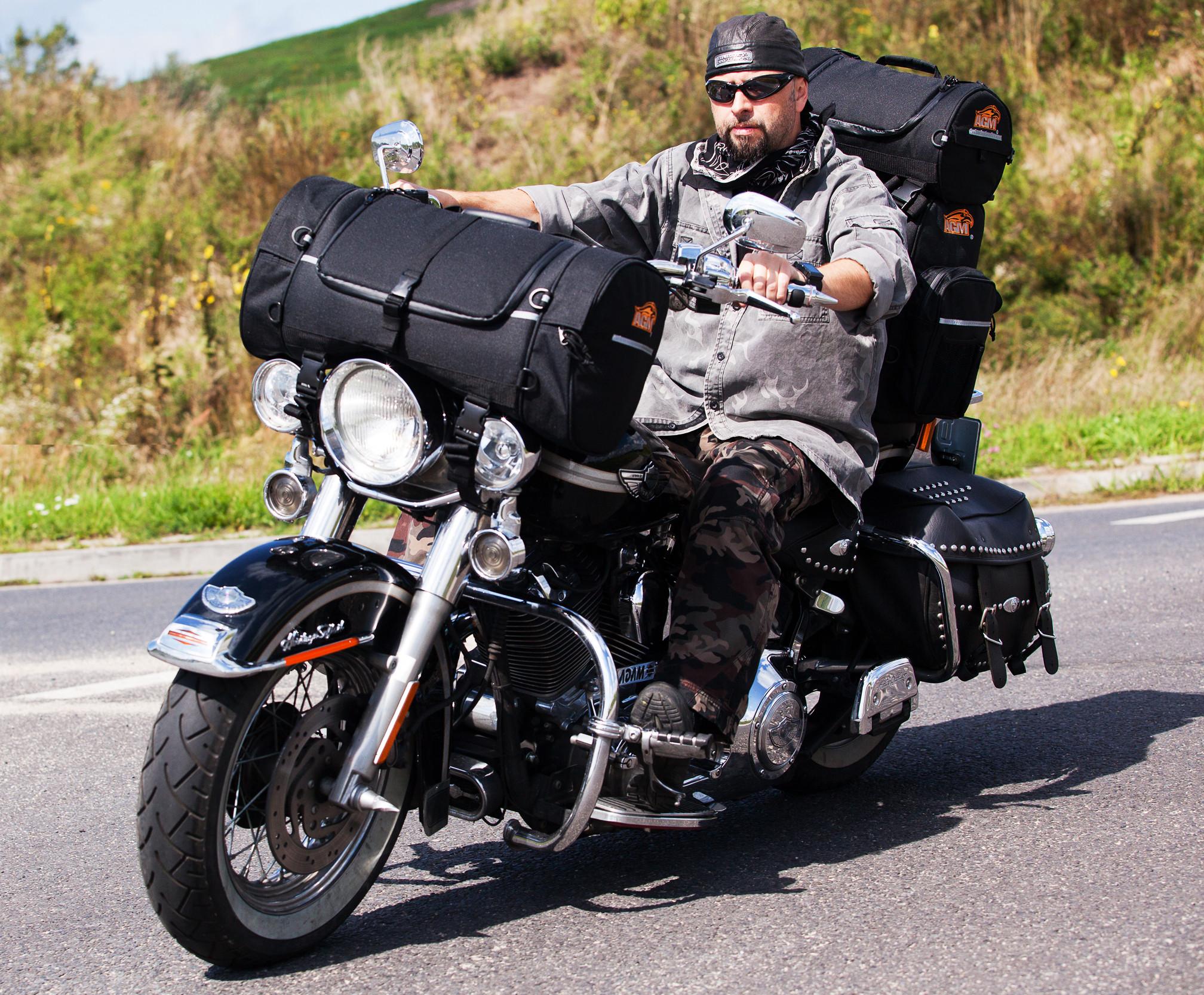 motosiklet çantası