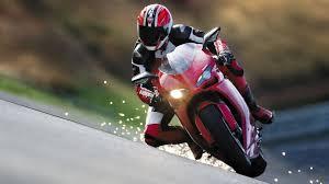 sport model motorcycle