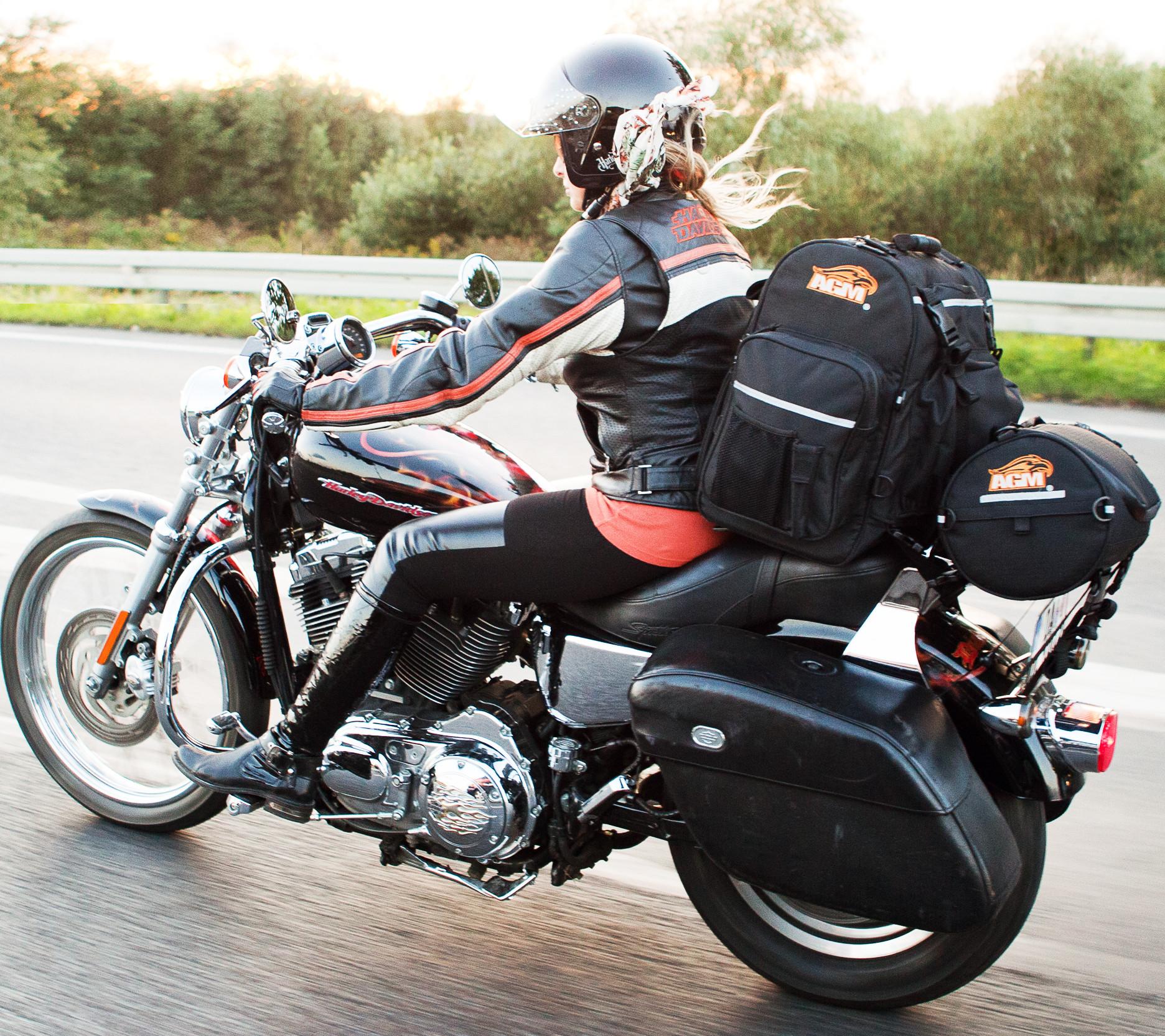 motosikletle yolculuk
