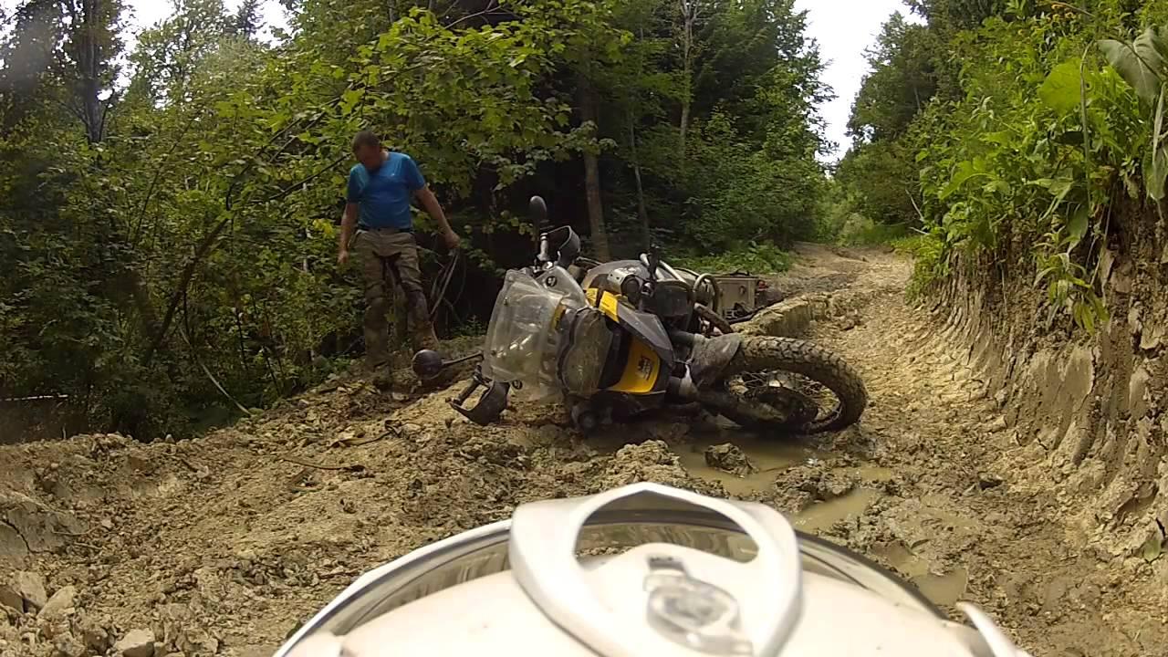 1200 gs in mud