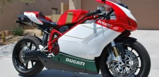 Ducatı 1098s Tricolore