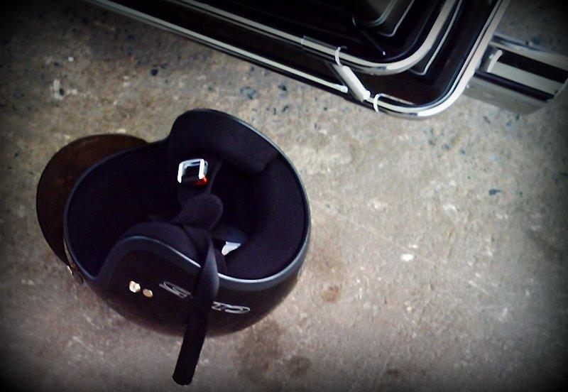 Helmet no clip