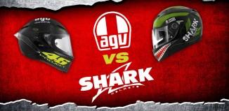 AGV kask vs Shark Kask karşılaştırması