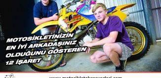 arkadaş motosikleti