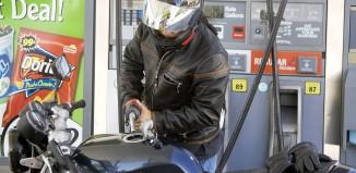 benzin ve motosiklet