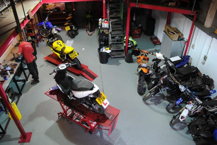 motosiklet ankara