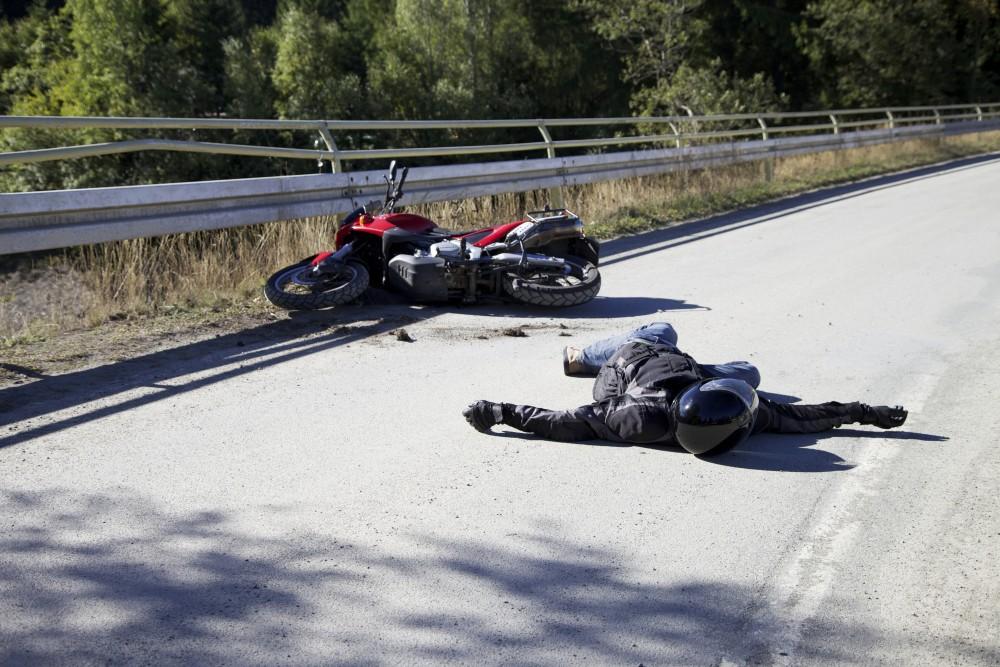 motosiklet kazası ve azrail