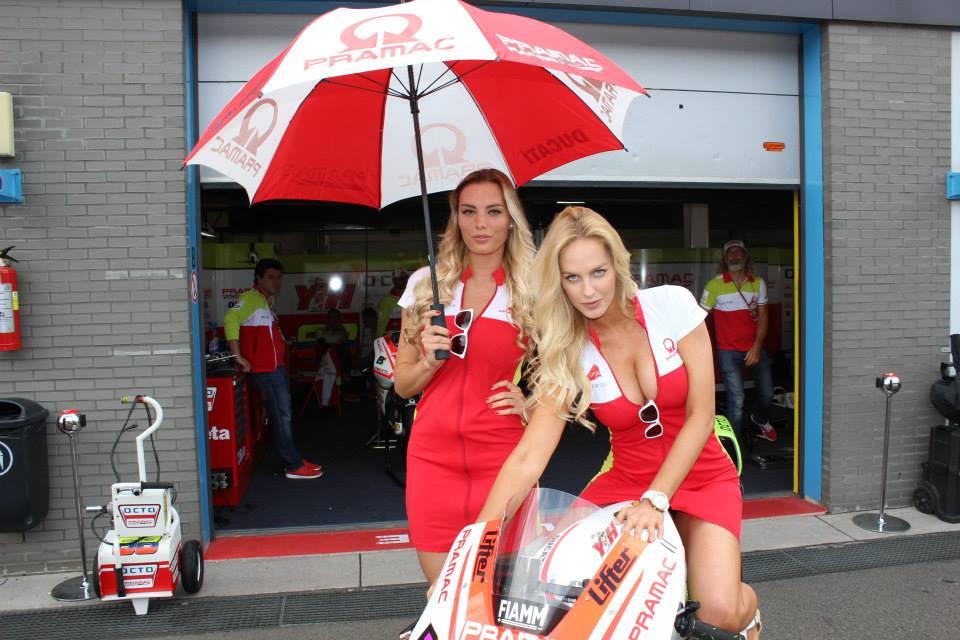 pramac racing girls (3)
