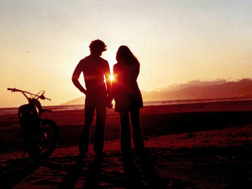 sevgiliden ayrılan motorcu