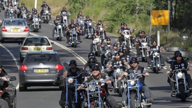 avustralya motosiklet çeteleri