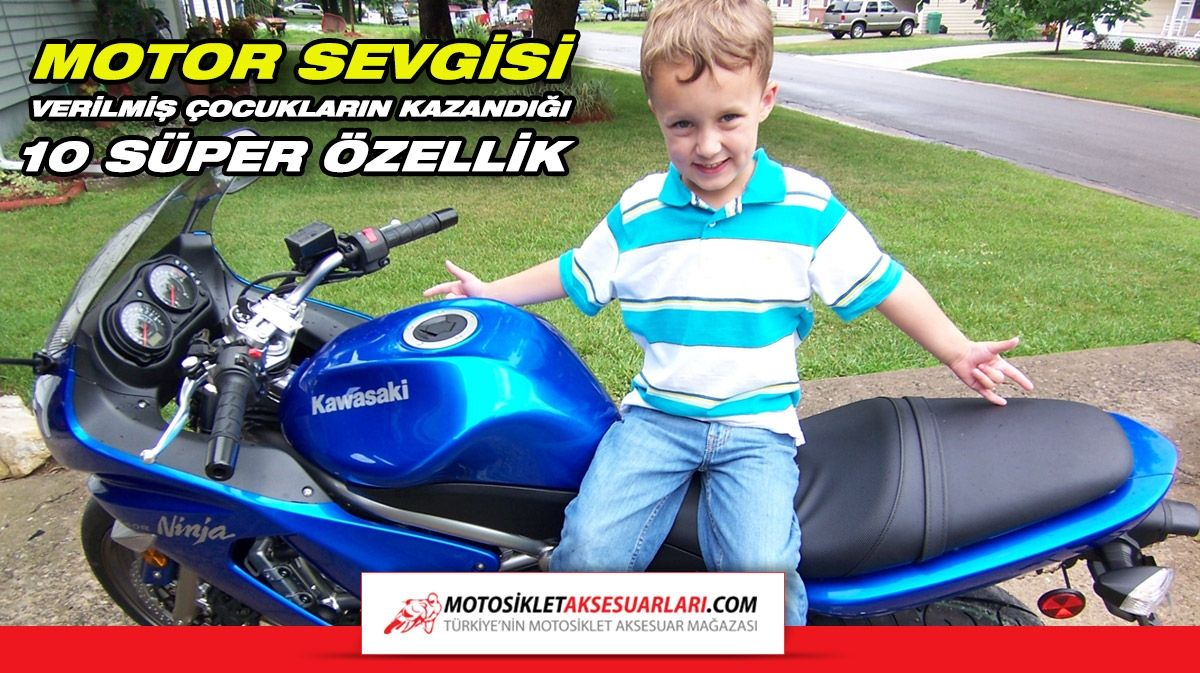 motosiklet sevgisi