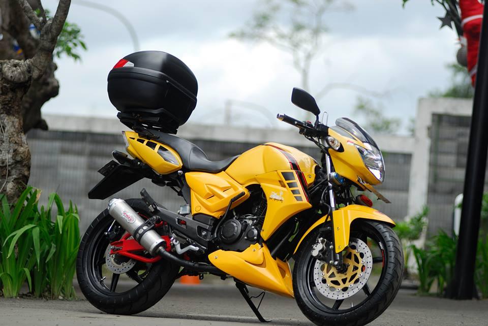 TVS Apache RTR 150 başlangıç motoru olabilir mi