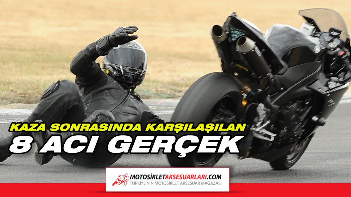 kaza motosiklet