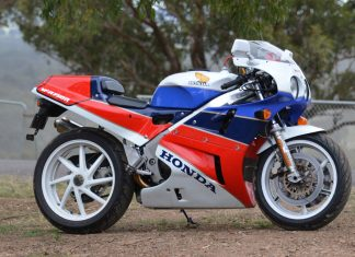 Honda RC30 Superbike