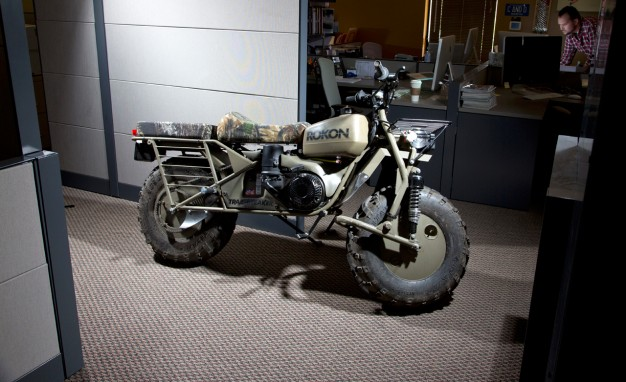 motorcycle non office