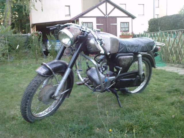 macal motorcycle